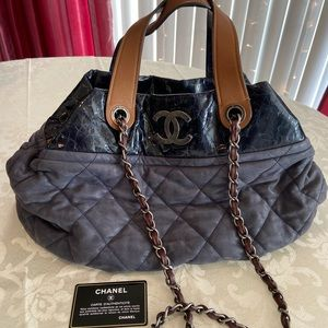 Chanel Large Tote.